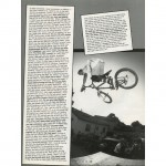 """Mike """"Rooftop"""" Escamilla // 360 Table // Rooftop Interview // Ride BMX Issue 19 // Photo: Brad McDonald"""