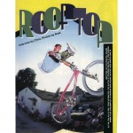 """Mike """"Rooftop"""" Escamilla //Bar Hop // Rooftop Interview // Ride BMX Issue 19 // Photo: Brad McDonald"""