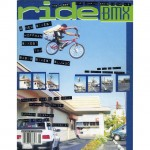 """Mike """"Rooftop"""" Escamilla // Roofdrop // Ride BMX Issue 19 Cover // Photo: Brad McDonald"""