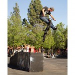 Mitch Mckelvey // No-footed Can-Can Boost // at the Colony Demo