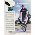 Bobby Fisher // Bio // Ride BMX Issue 19