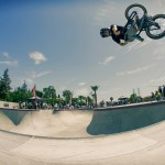 DMC // Dennis McCoy // Turndown Air // 2015 King of Skatepark Jam // Photo: Colin Mackay