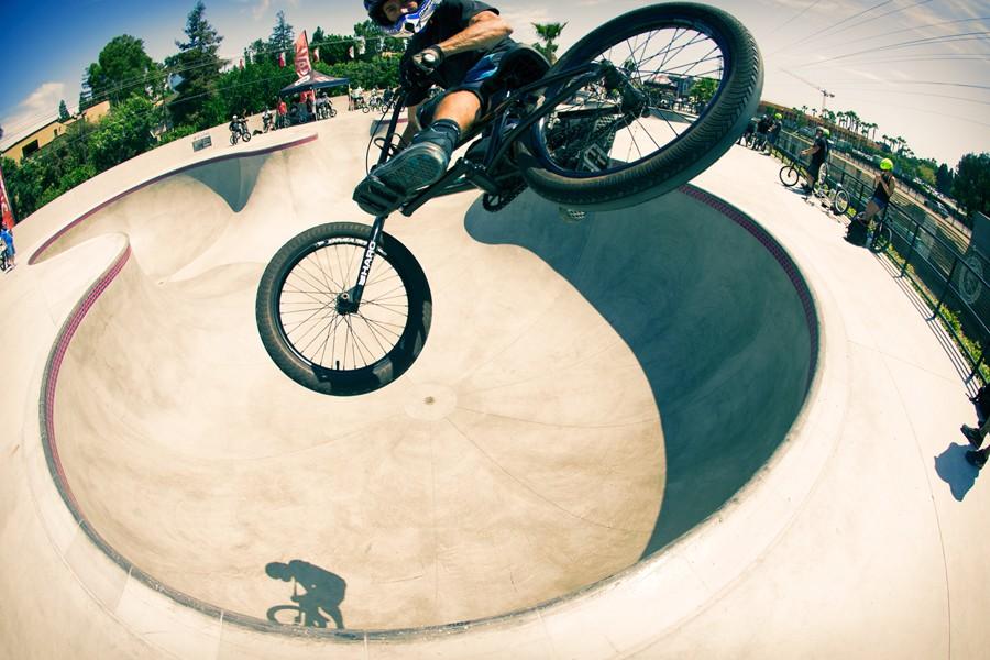 Marc McGlynn // 2015 King of Skatepark Jam // Photo: Colin Mackay