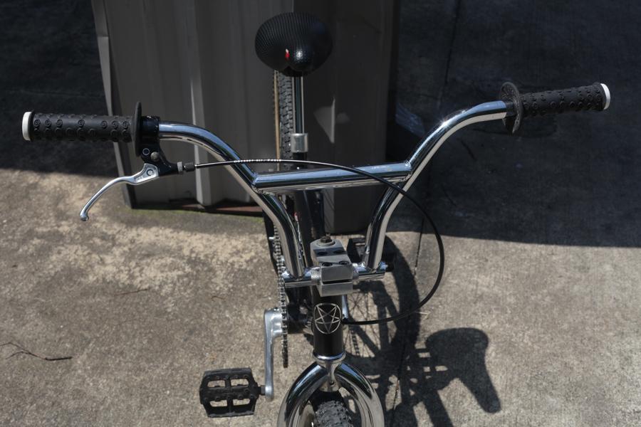"Homeless Bikes // 1995 // Fatty 24"" Cruiser"