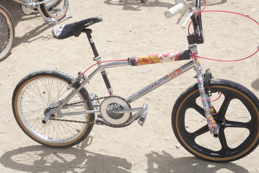 S&M Bikes Mad Dog // S&M Bikes 30th Anniversary Party