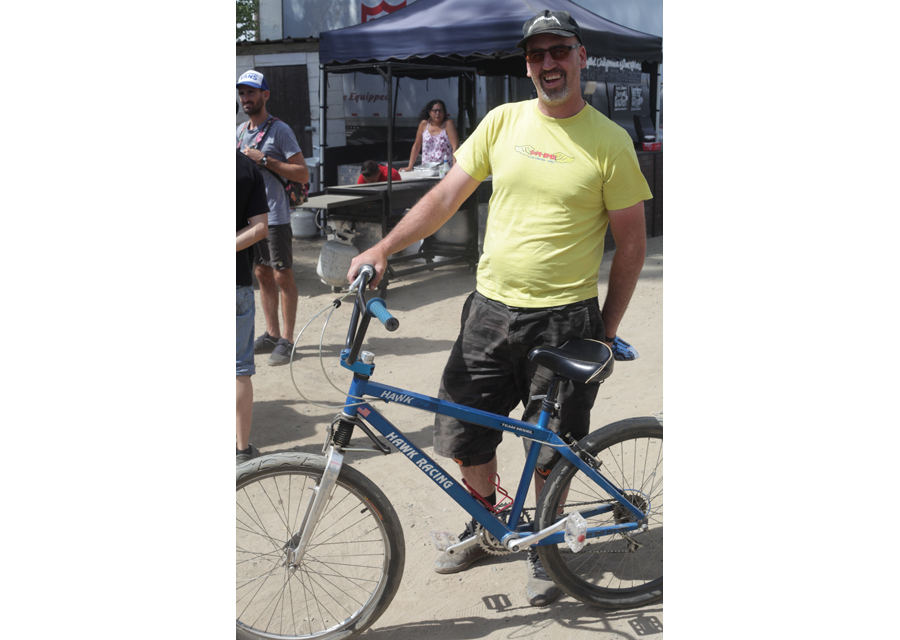Matt Beringer // S&M Bikes 30th Anniversary Party