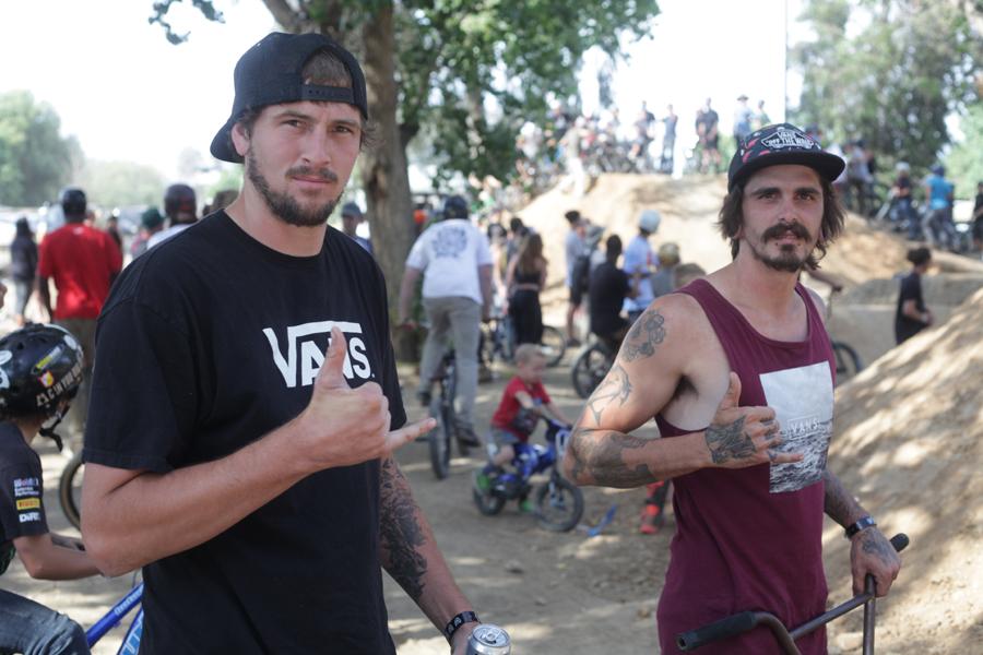 Kyle Harris & Chris Akin // S&M Bikes 30th Anniversary Party