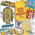 Moon Babes of Bicycle City Bike Club Kit Preorder